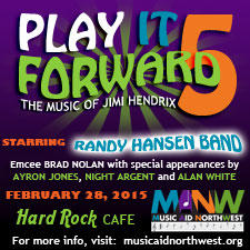 Play It Forward V